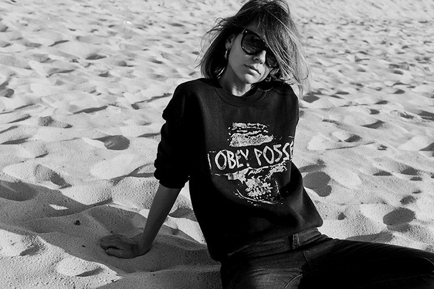 the petticoat resume 2014 obey posse black and white beach france(53)