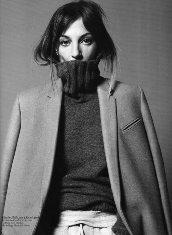 THE PETTICOAT PHOTOGRAPHY Phoebe-Philo-Vogue-Paris-by-David-Sims-e1327409672484