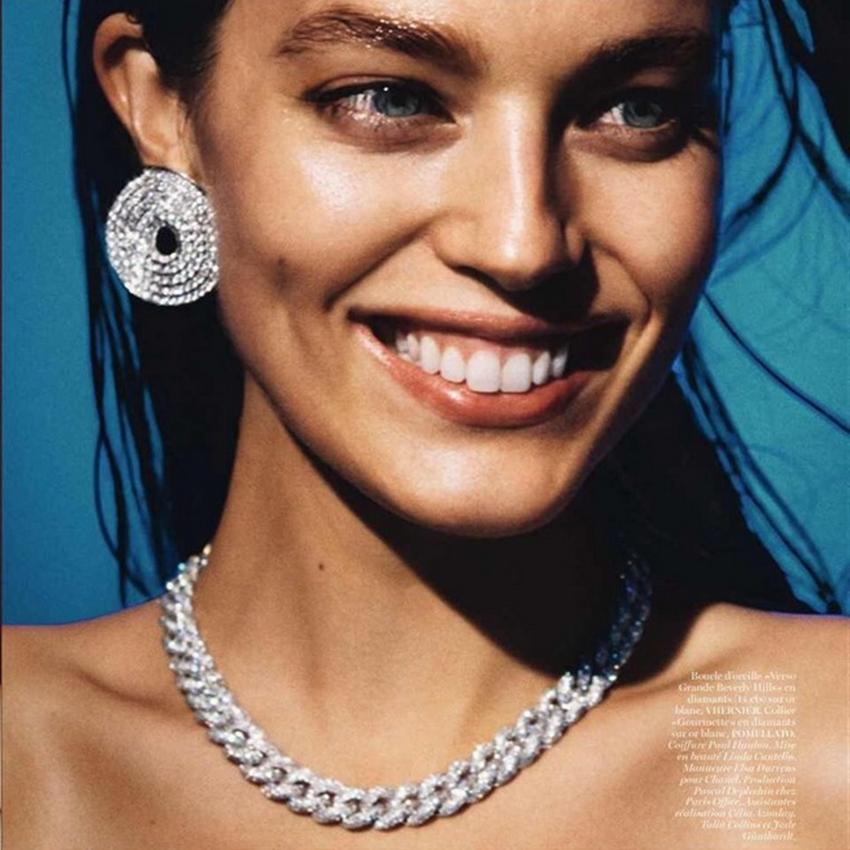 THE PETTICOAT PHOTOGRAPHY Vogue-Paris-February-2014-Emily-Didonato-David-Sims