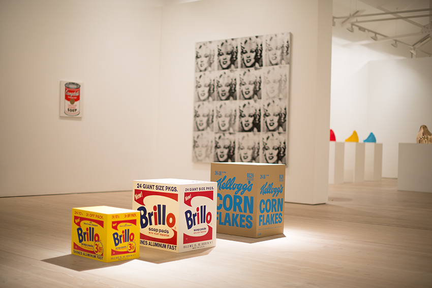 the petticoat review saatchi gallery london east meets west andy warhol (7)