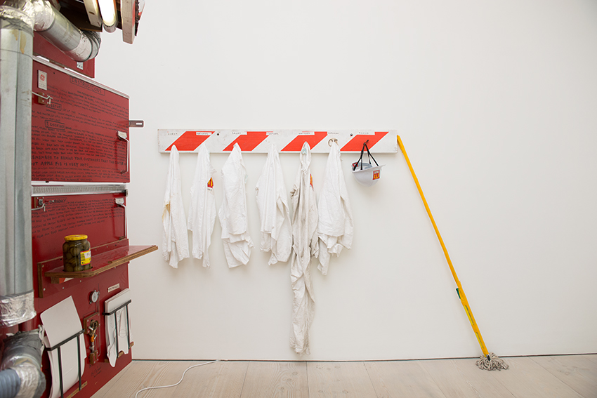 the petticoat review saatchi gallery london east meets west tom sachs (1)