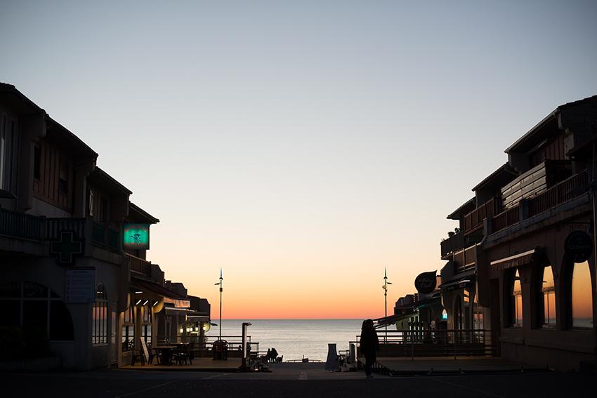 The Petticoat - France Road trip sunset (1)