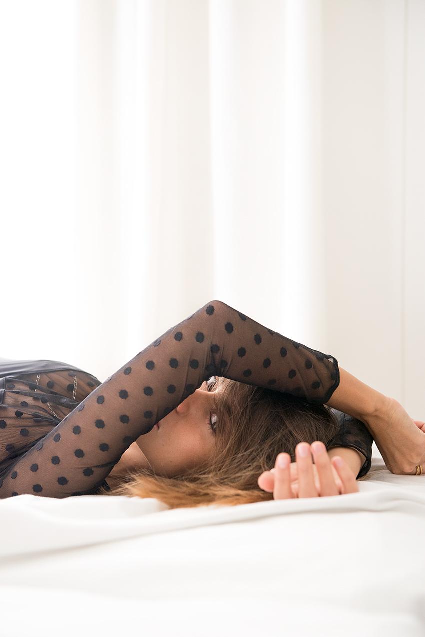 The Petticoat - Hotel - Dots - Body - Black (11)