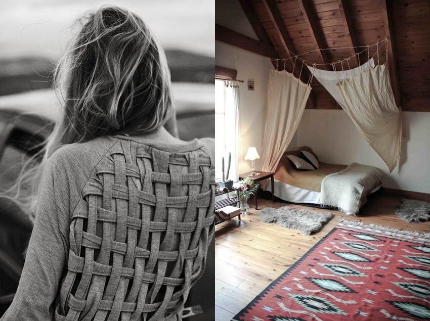 the petticoat - rope  interiors