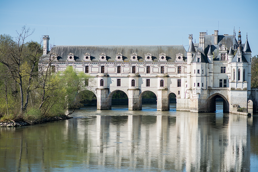 The Petticoat - DIaries of France - Chateau Chenonceau  (29)