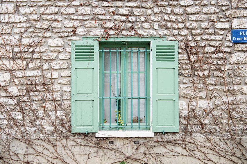 The Petticoat - Monet s Home in Giverny - Diaries of France (7)