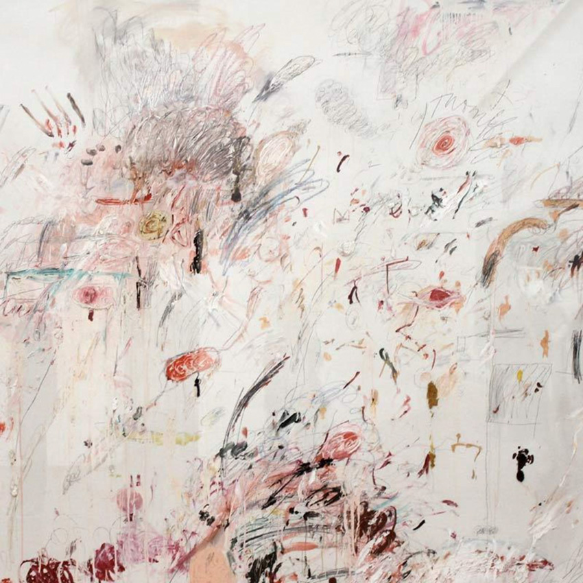 Cy Twombly Art Inspiration by The Petticoat -13