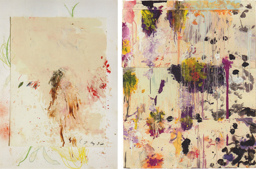 Cy Twombly Art Inspiration by The Petticoat -31