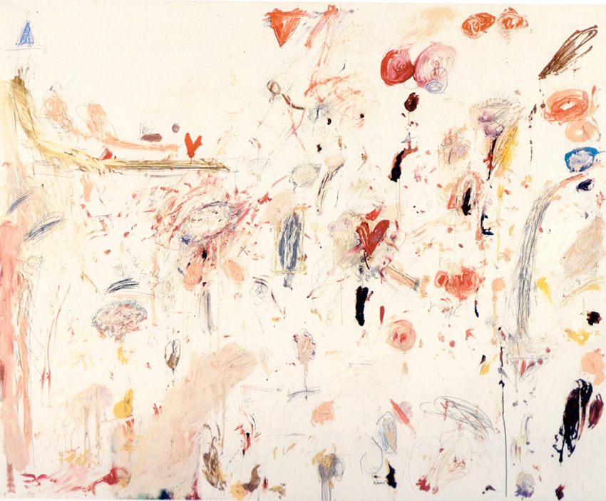 Cy Twombly Art Inspiration by The Petticoat -35