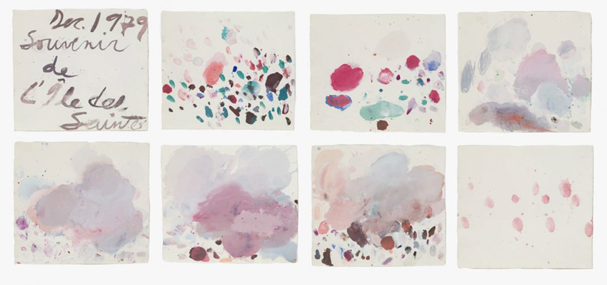 Cy Twombly Art Inspiration by The Petticoat -54