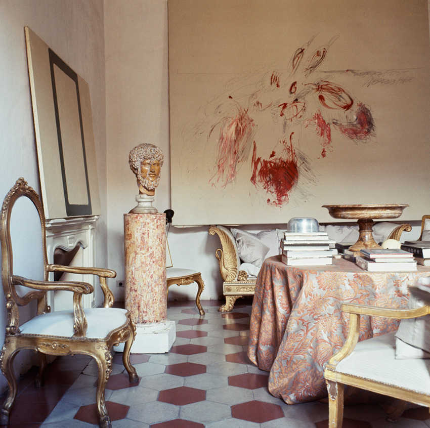 Cy Twombly Art Inspiration by The Petticoat -6