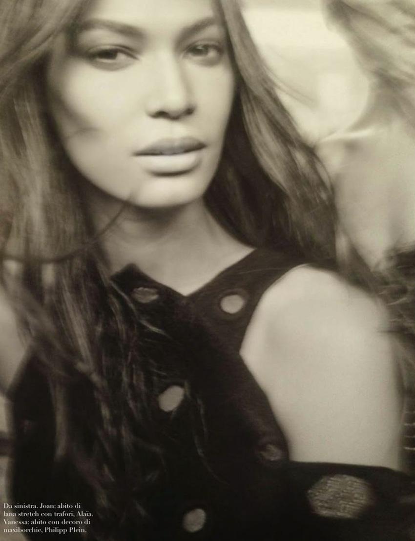 Supermodelos-Vogue Italia- The Petticoat-  (11)