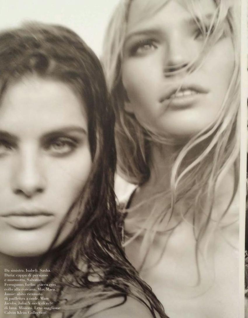 Supermodelos-Vogue Italia- The Petticoat-  (6)