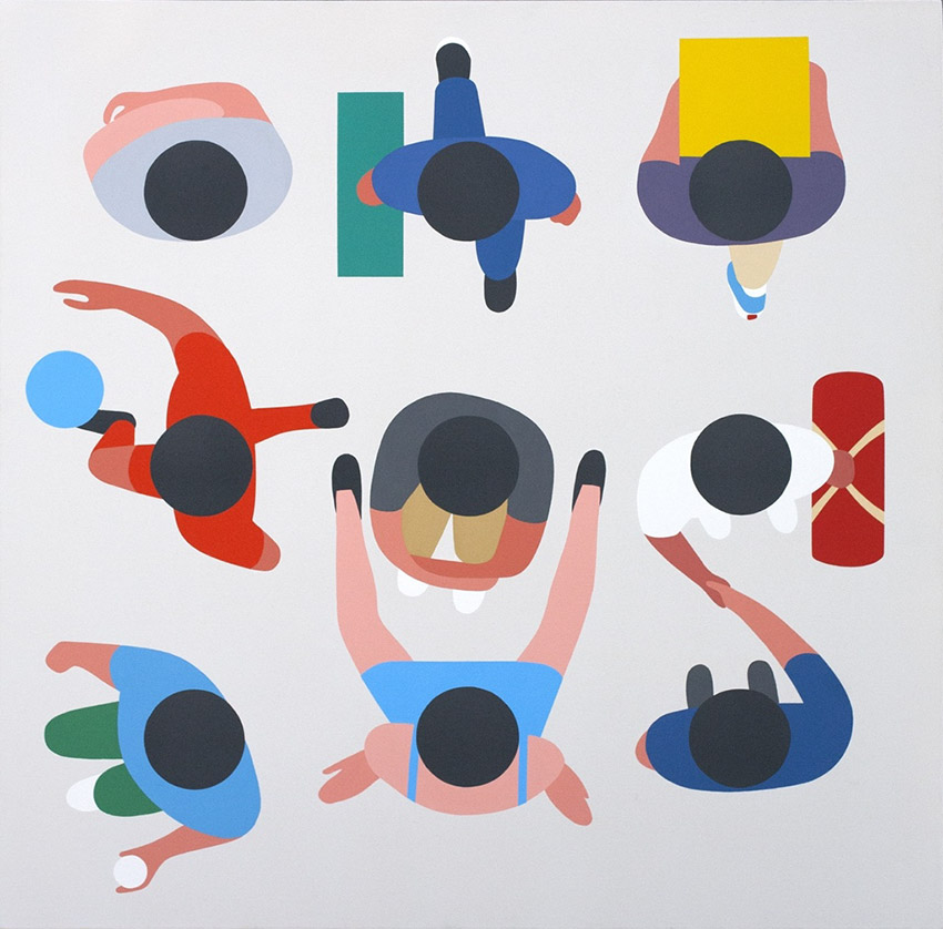 Geoff Mcfetridge - The Petticoat Art Inspiration-13
