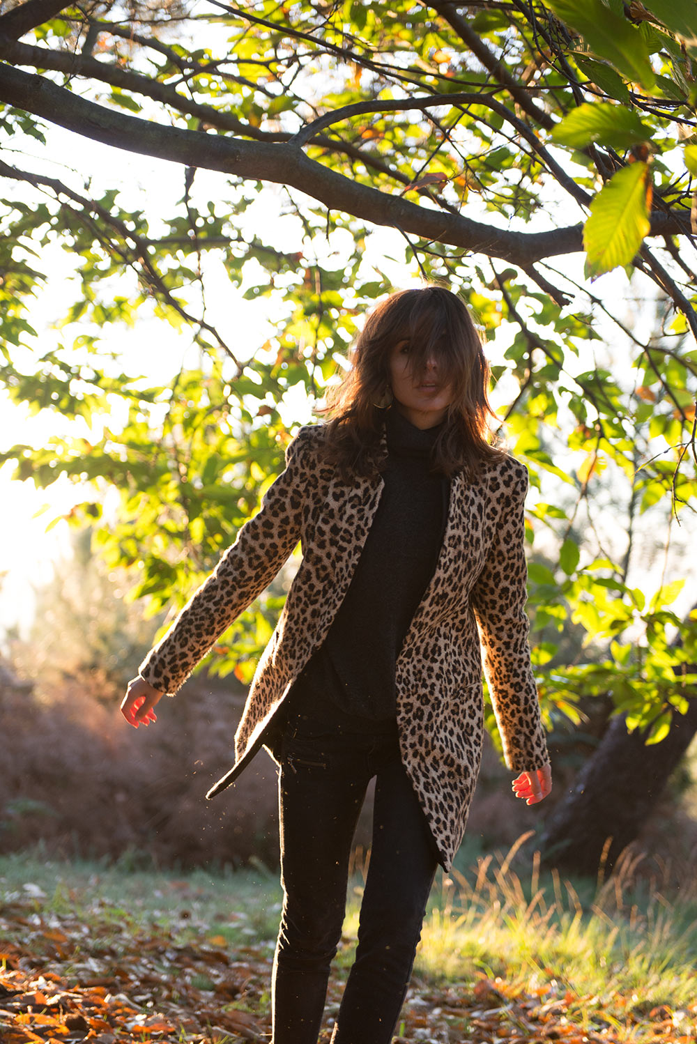 The Petticoat-Nature Series-Leopard Coat- (10)