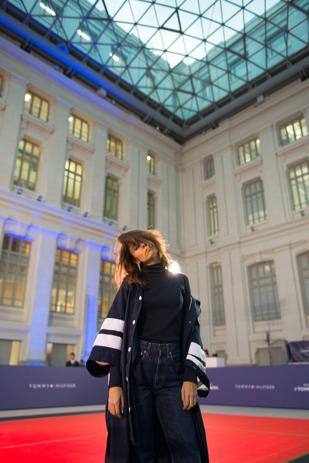 The Petticoat - Tommy x Nadal Madrid Event - Wearing Tommy Hilfiger -15
