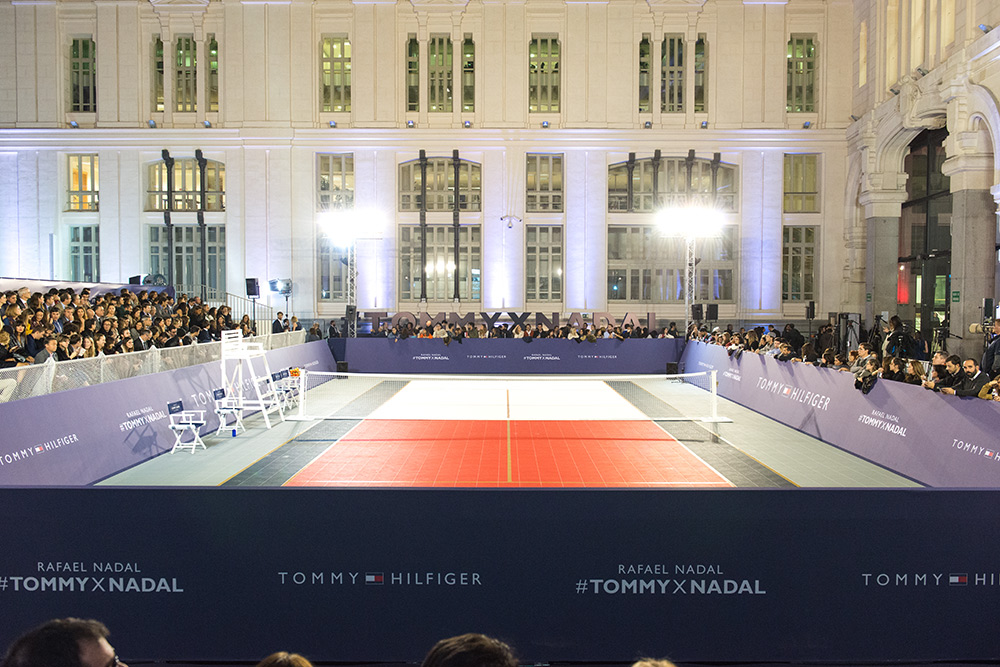 The Petticoat - Tommy x Nadal Madrid Event - Wearing Tommy Hilfiger -8