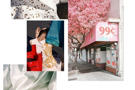 The Petticoat - Fashion Inspiration Moodboard - It's changing -1b