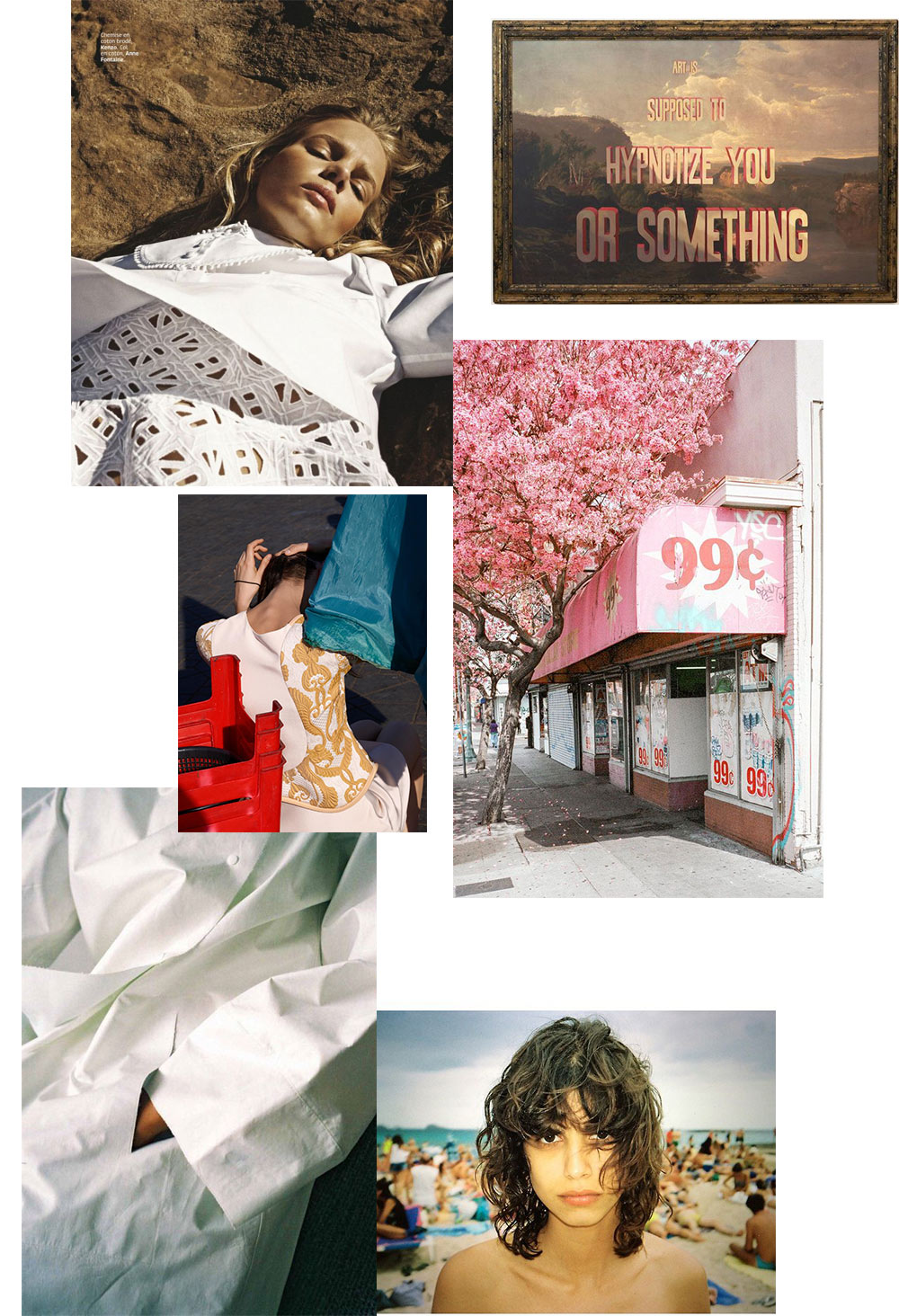 The Petticoat - Fashion Inspiration Moodboard - It's changing -1b