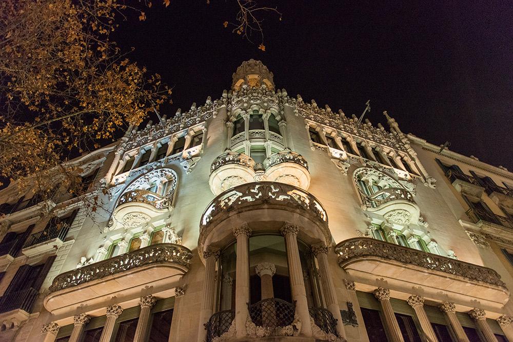 The Petticoat- Barcelona- January 2016-Paseo de Gracia