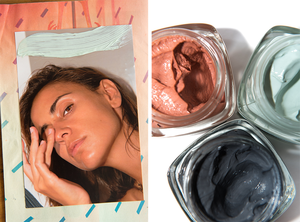 The Petticoat - L'Oreal Arcilla Mask Make up -5