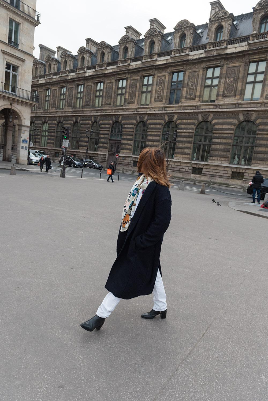 The Petticoat- Start in Paris- Diary -1
