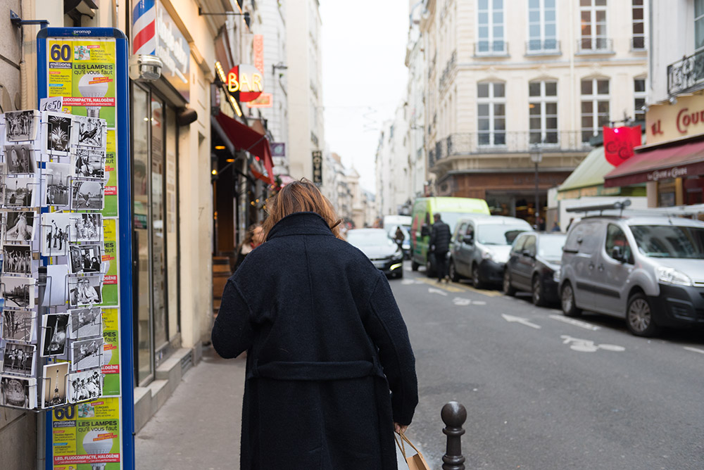 The Petticoat- Start in Paris- Diary -3