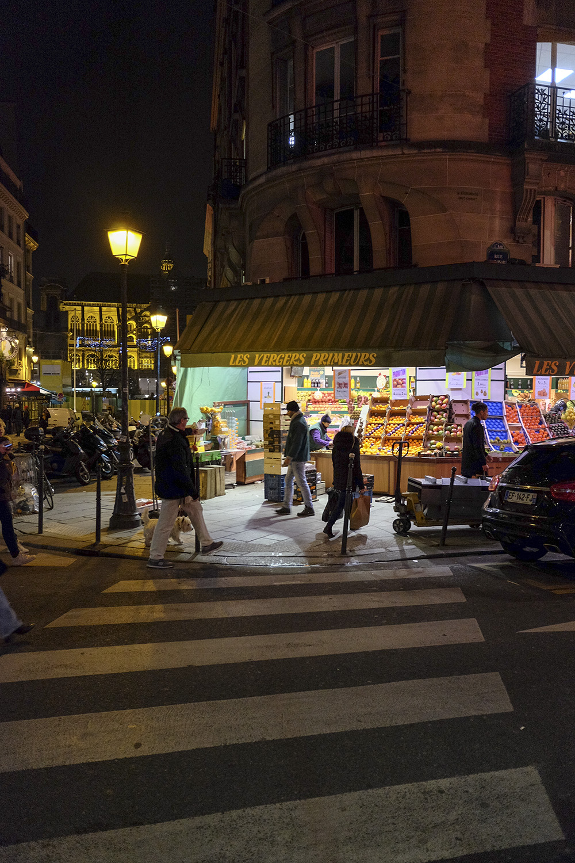 The Petticoat- Start in Paris- Diary -5