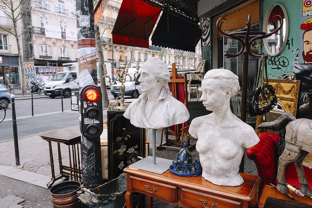 The Petticoat- Start in Paris- Diary -7
