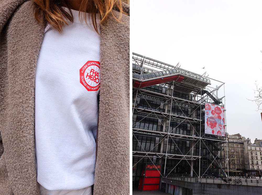 The Petticoat- Start in Paris Diary -8