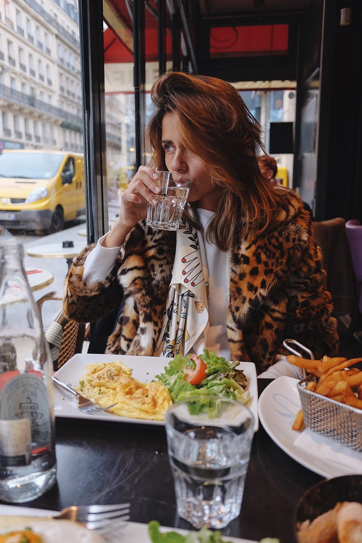 The Petticoat- Start in Paris- Diary -9