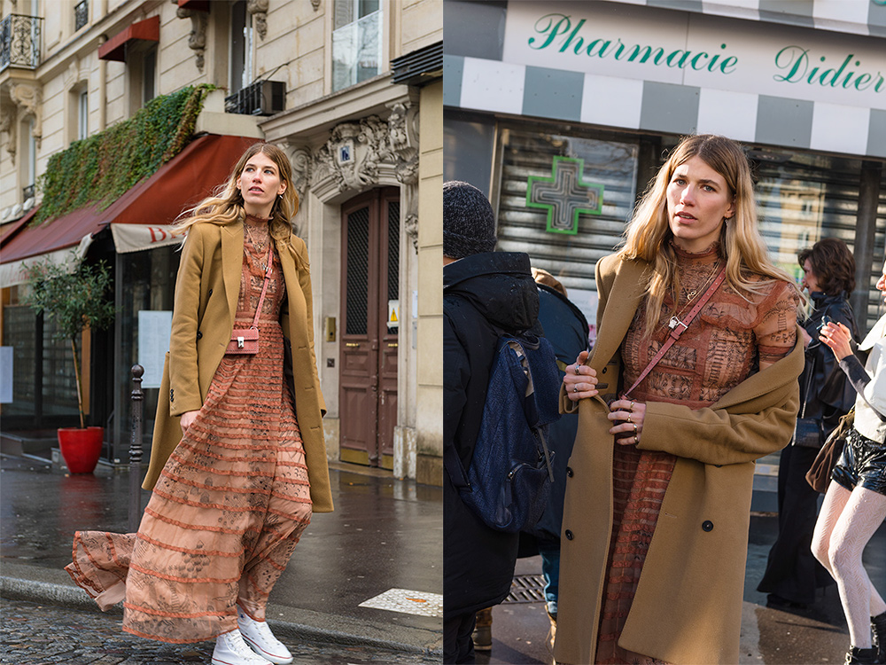 Streetstyle - Paris Fashion Week Fall17 for Glamour Spain by The Petticoat -9