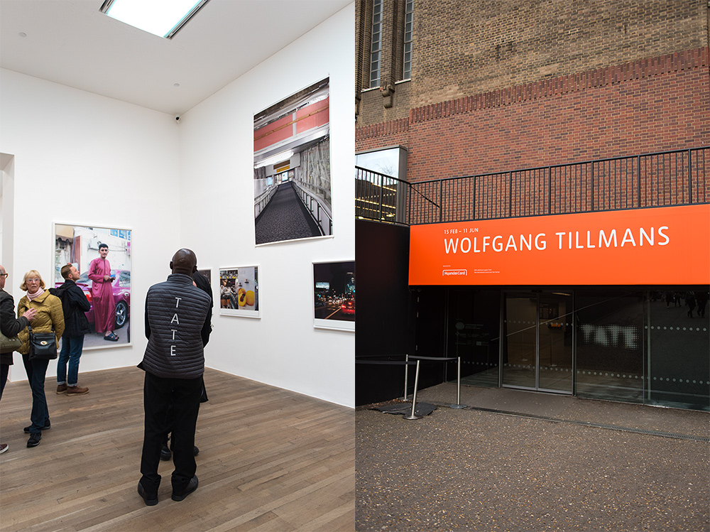 The Petticoat-London Fashion Week 17- Photo Diary -moments at tate modern wolfgang tillmans