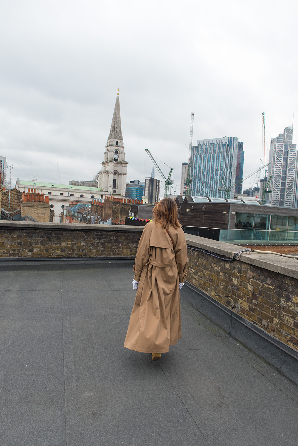 The Petticoat - London Fashion Week 17 -Photo Diary Rooftops London